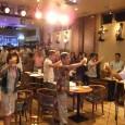 8月21日(火)ライブハウスCIBでビアパーティが開催されました。 会場の雰囲気も良く、大盛況の200パーセント例会となりました。中村ysがコンパニオンとして会場案内をされており、来場された皆様も迷うことなく会場に入られ […]