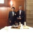 """11月17日は日本コーヒー文化学会九州南支部副支部長の佐野俊郎氏による美味しいコーヒーを味わいながらの卓話でした。 例えば、""""コーヒーの飲む温度は95℃と70℃の温度は美味しくない""""、""""焙煎の時間が長いと苦味が増す""""、"""" […]"""