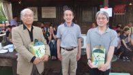 毎年5月の例会の恒例になりつつある、江津湖、江藤ボートハウスでのバーベキュー例会を今年も開催いたしました。 昨年に引き続き、熊本バーベキュー協会の米村さんと、今年は吉野さんがインストラクターとしてご参加いただき、とにもか […]